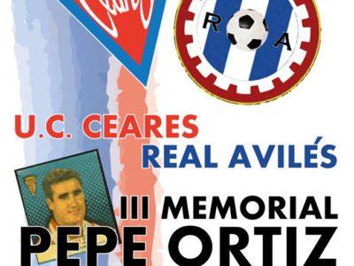 [SÁB 19:30h] III Trofeo 'Pepe Ortiz': UC Ceares – Real Avilés